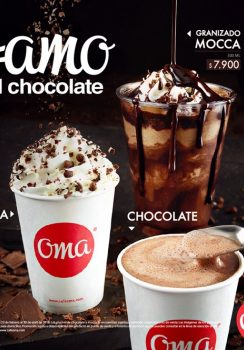 #amoelchocolate – Oma