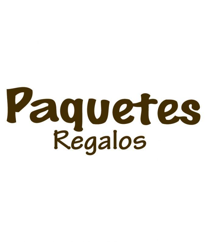PAQUETES Y REGALOS